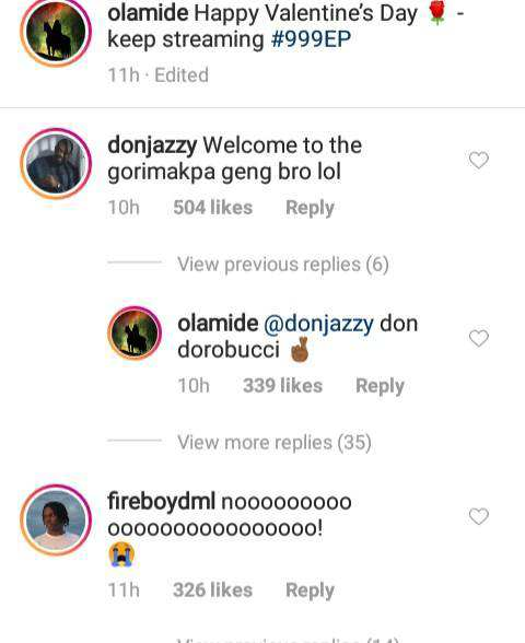 Reactions from Olamide's new haircut - Znebs