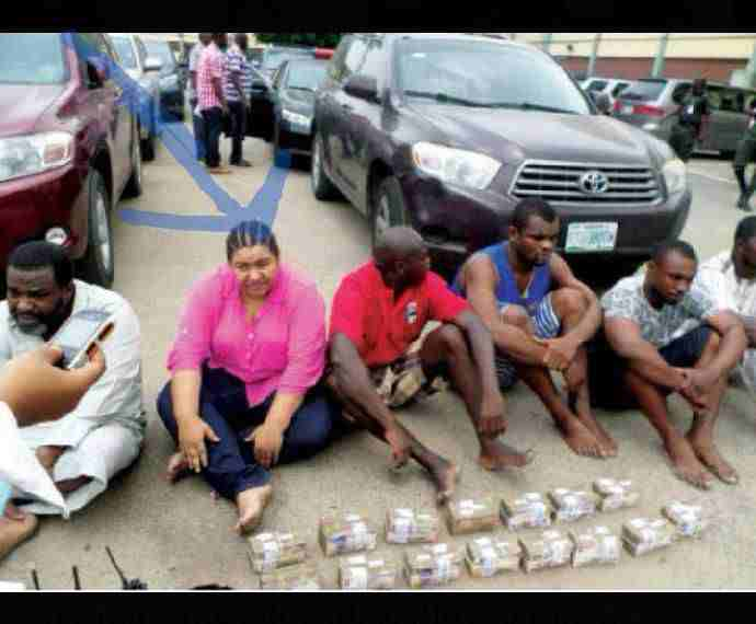Indian woman caught in robbery within Lagos - Znebs