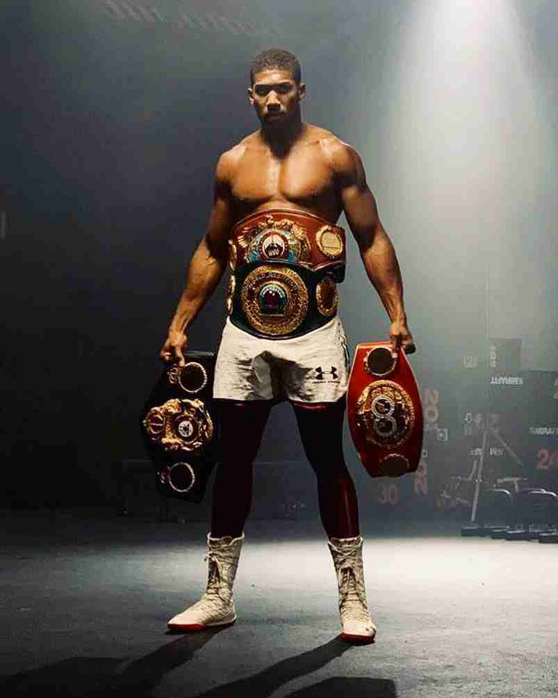 Joshua announces Pulev fight on Twitter - Znebs