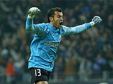 Nuno Espírito Santo as a goalkeeper- Znebs