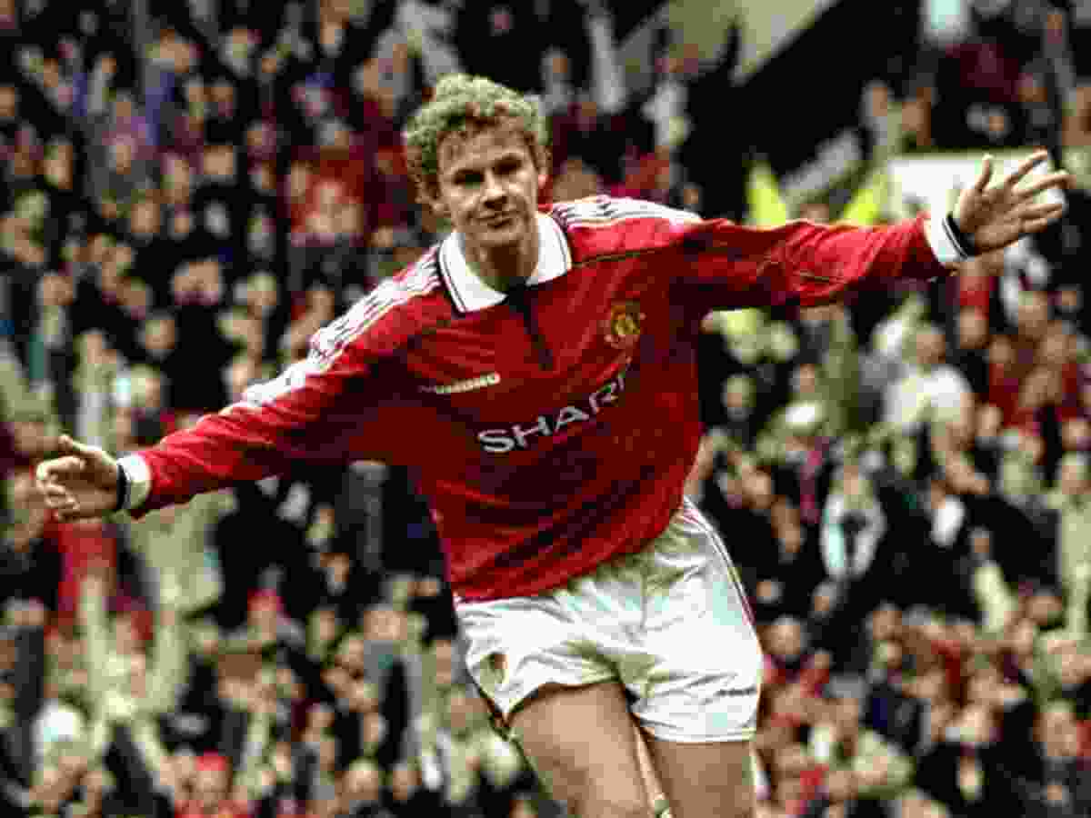 Ole Gunnar Solskjaer as a Player- Znebs