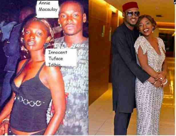 2face and Annie Macaulay - Znebs