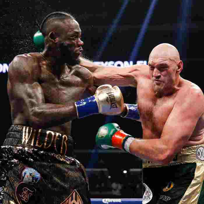 Deontay Wilder vs Tyson Fury 2 - Znebs