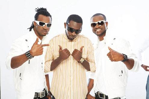 P-Square and Mr. mayD - Znebs