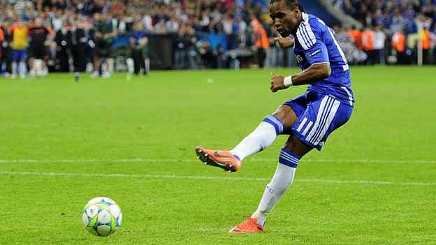 Drogba's penalty as Chelsea wins 2012 Champions League - Znebs