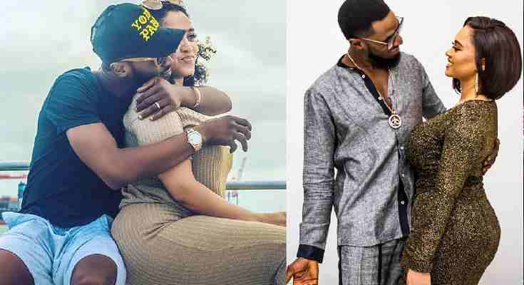 D'banj and his wife Didi - Znebs