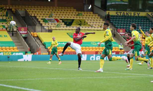 Odion Ighalo's goal against Norwich in FA Cup - Znebs